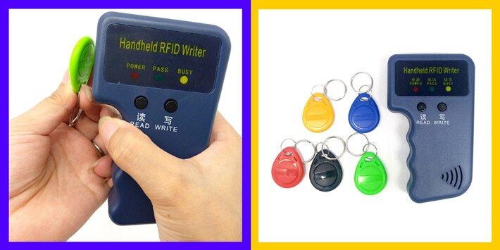 RFIDcopier